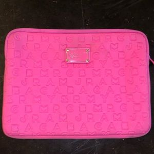 Marc Jacobs laptop sleeve